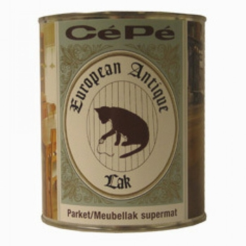 CéPé European Antique meubellak super mat, 0,5 Liter.