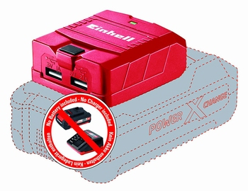 Einhell, TE-CP 18 Li USB SOLO Accu Power Bank.