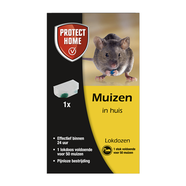 Bayer, Protect Home Express Muizenmiddel 1 lokdoos